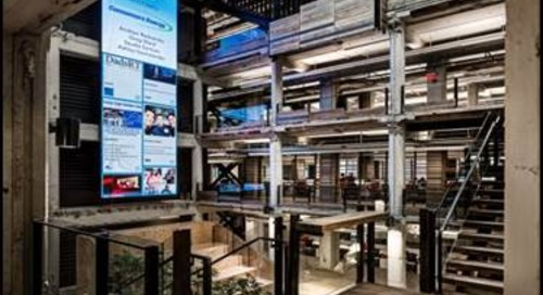 A creative space for a creative company