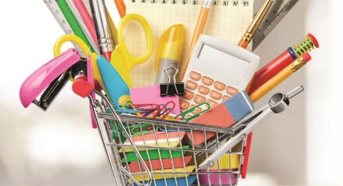 Retail tops e-tail for back-to-school shopping