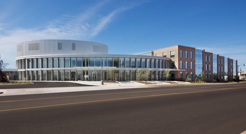 Celebrating centennial with new state-of-the art campus location