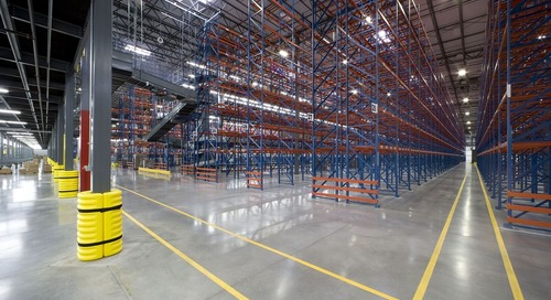 The pace of industrial new construction has continued to quicken throughout the nation