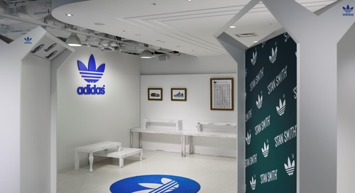 Consolidating space promotes increased collaboration and innovation for Adidas