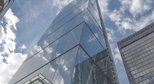 Building the future: London's super-city skyline