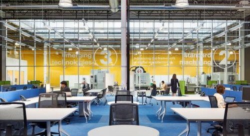 """CoreNet Names JLL/PDS and UI LABS """"2015 Project of the Year"""""""