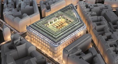 Landmark Paris property gets a green refurbishment while maintaining historic splendor