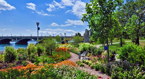 The Detroit Riverfront Conservancy