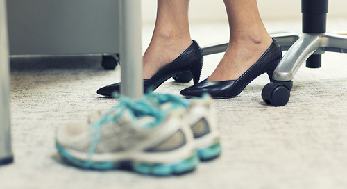 Improving wellness in the workplace