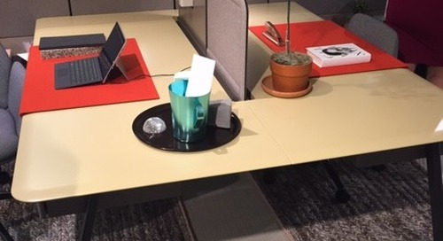 What were the top trends at Neocon 2016?