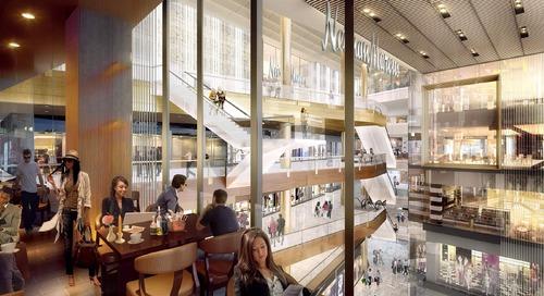 To find New York's best new restaurants, raise your gaze