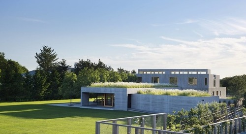 16 spectacular green roofs around the world