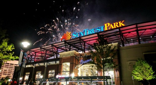 Batter up! Atlanta Braves open SunTrust Park and The Battery Atlanta
