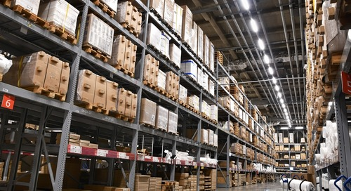 Retailers face up to the seasonal storage challenge