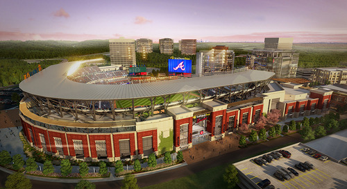 Creating a first-of-its-kind experience for the Atlanta Braves and their fans