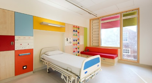 How hospital design is being shaped by the trend for single-person rooms