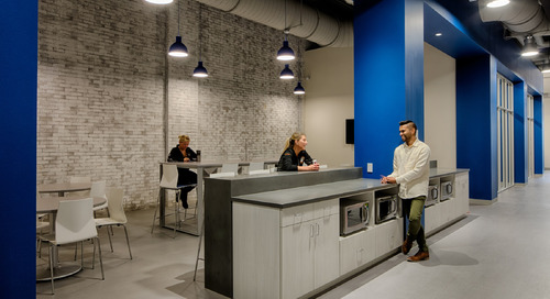 Relocating to a modern and collaborative office space