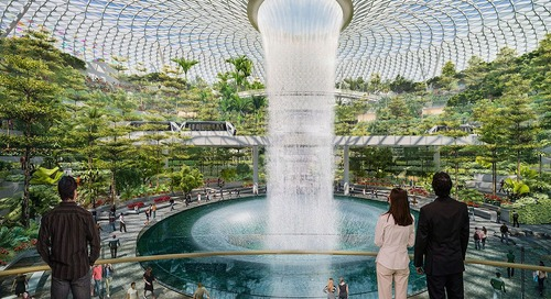 The airports of the future are taking shape