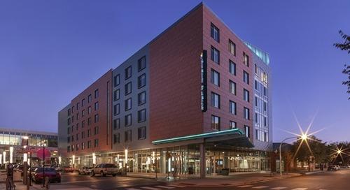 Achieve hospitality architecture that impresses