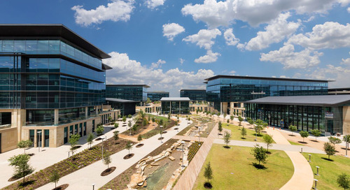 Delivering a state-of-the-art corporate campus