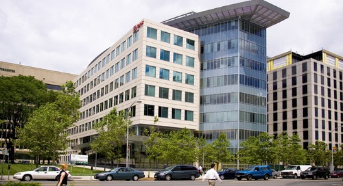 A major purchase and office-to-lab building conversion