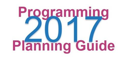 ANNUAL PROGRAMMING: Planning Calendar [2017]