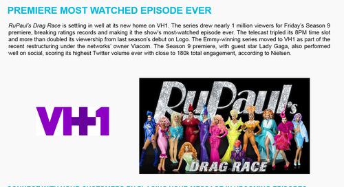SMART BUY: RuPaul's Drag Race on VH1