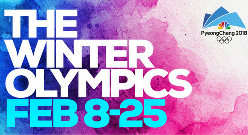 The Winter Olympics (Feb 8-25) [Infographic]