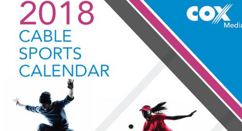 SPORTS: Planning Calendar [2018]