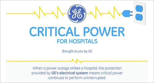 Infographic: Critical Power for Hospitals