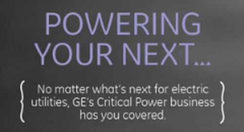 Infographic: Powering Your Next