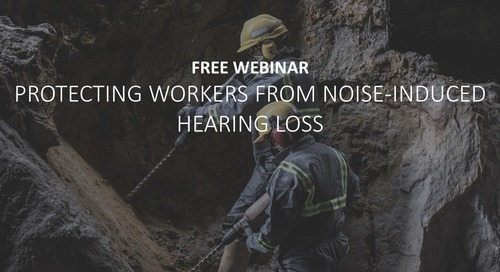 Protecting Workers from Noise Induced Hearing Loss