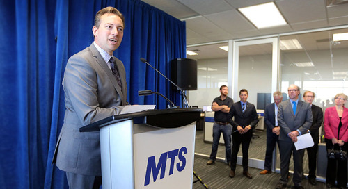 New MTS Data Centres Keeps Information Secure