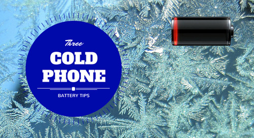 Phone Drained Again? 3 Awesome Tips to Save Your Battery This Winter