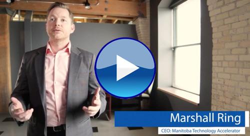 "VIDEO: Tech Accelerator Goal to Make Winnipeg the ""Startup Capital of Canada"""