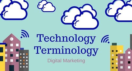 Tech Terms: Digital Marketing 101