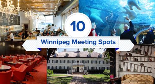 10 More Unforgettable Winnipeg Meeting Locations
