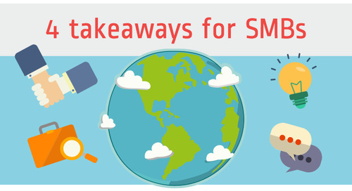 4 fantastic takeaways this global conference gave SMBs