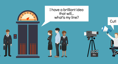 The Elevator Pitch: What Showbiz Can Teach You About Selling in 30 Seconds