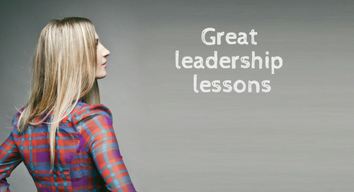 Top 4 things great leaders should do ... and NEVER do