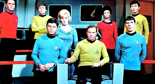 How your office is like Star Trek