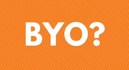 What's next in BYO?