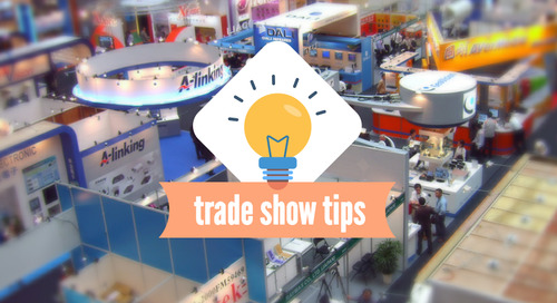 Supe Up Your Trade Show Booth & Conference Experience