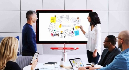 """Ditch the office whiteboard & get this new """"Jamboard"""""""