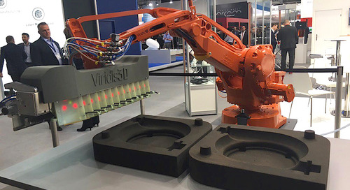 The next generation of intelligent manufacturing & 3D printing