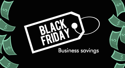 Black Friday deals to save your business money