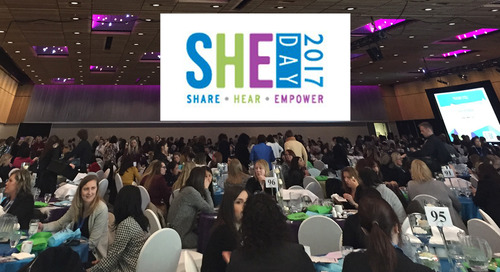 SHEday 2017: Why your story is not yet written