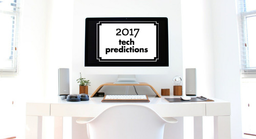 5 Tech Predictions for 2017