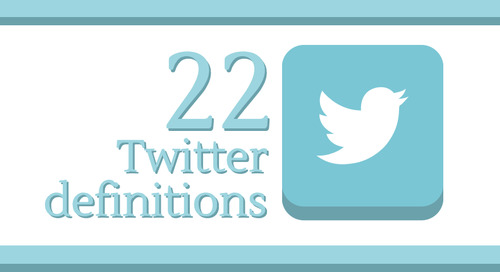 22 Twitter definitions you need to know