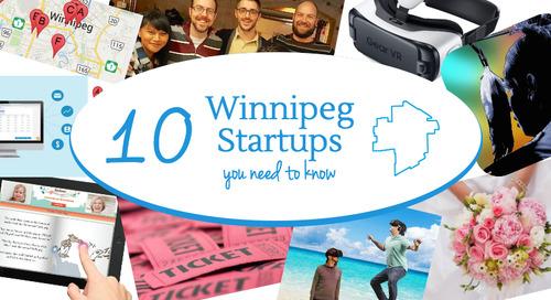 10 Winnipeg startups you need to know