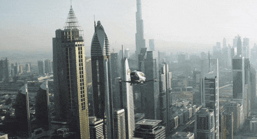 Would you hail a self-flying taxi?