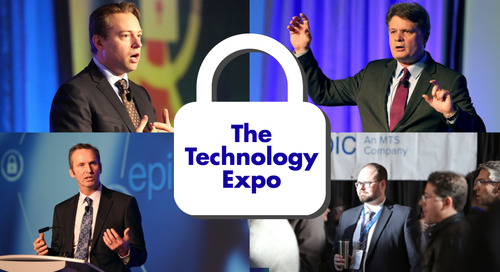 Cyberattacks & keeping your business safe: Hot topics at The Technology Expo