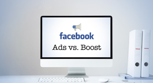 Facebook Ads vs. boosted posts: Which should I use?